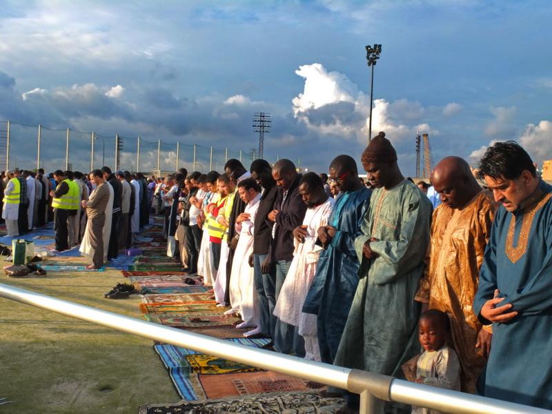 4º AID al-Adhar Oracion