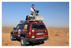 4° Daihatsu Deserterios Tunisia Raid 2009