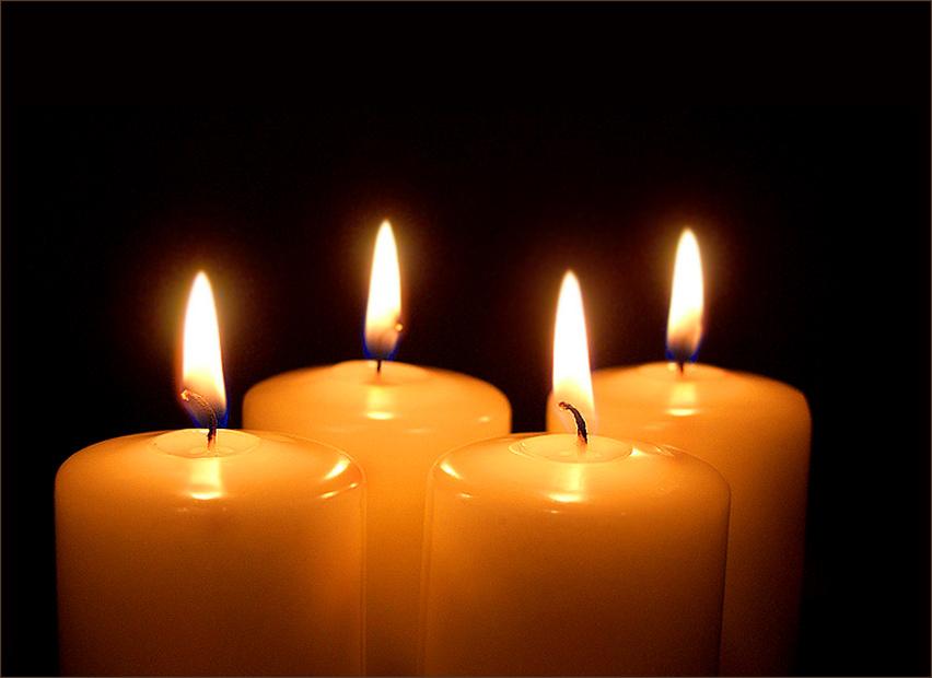 4 Kerzen