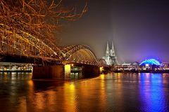 4 ~ Köln bei Nacht