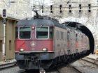 4 Lok Güterzug