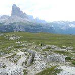 4 Novembre: Monte Piana