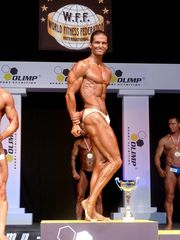4-times Mr Universe Fitness