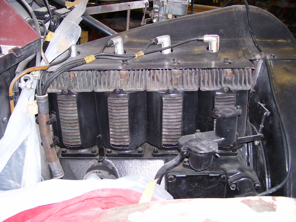 4 Zylinder :Robur Granit Baujahr 1953