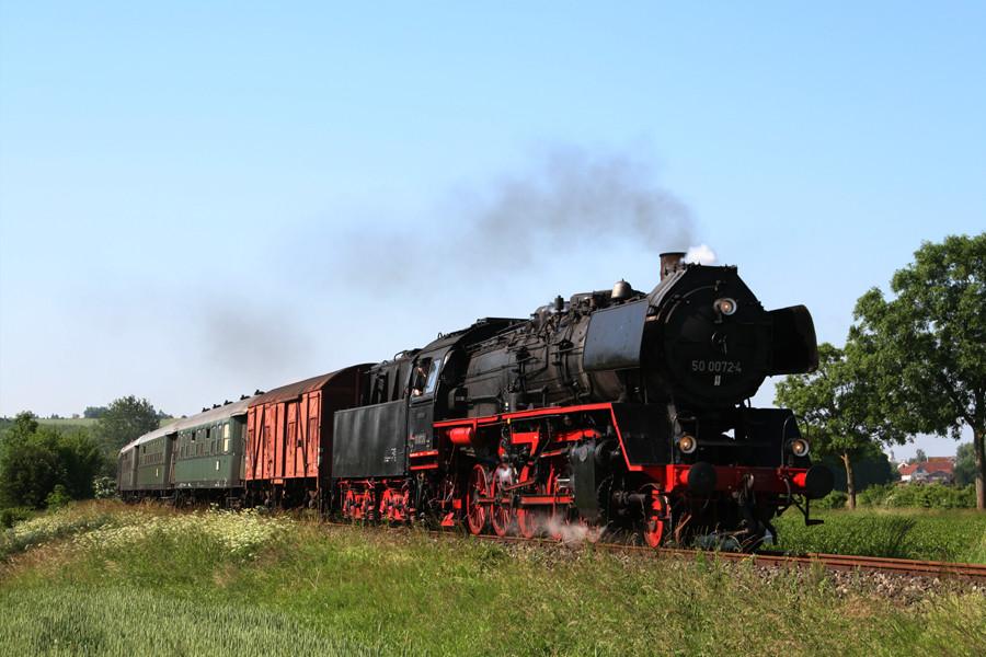 40 Jahre Eisenbahnmuseum Nördlingen (1)