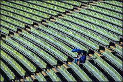 40 Jahre Olympiagelände---Stadion