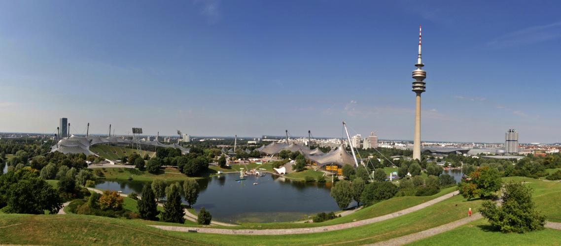 40 jahre olympiapark m nchen foto bild deutschland europe bayern bilder auf fotocommunity. Black Bedroom Furniture Sets. Home Design Ideas