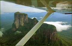 400 km Cesna Flug ins Yanumami Gebiet