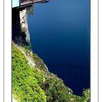400 m über dem Gardasee - ein Restaurant
