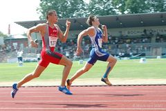 400m-Duell