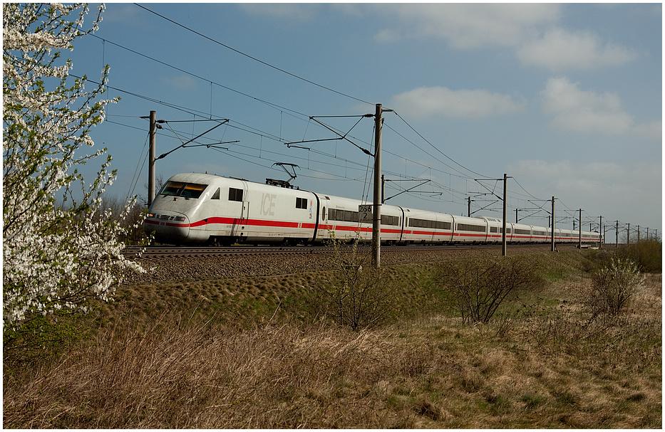 401 582-2 auf dem Weg nach Interlaken