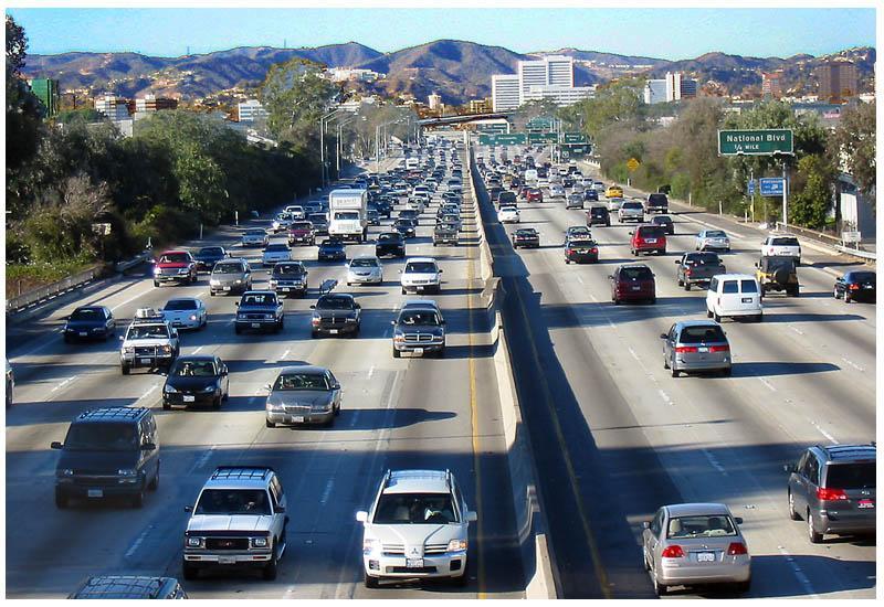405 Los Angeles