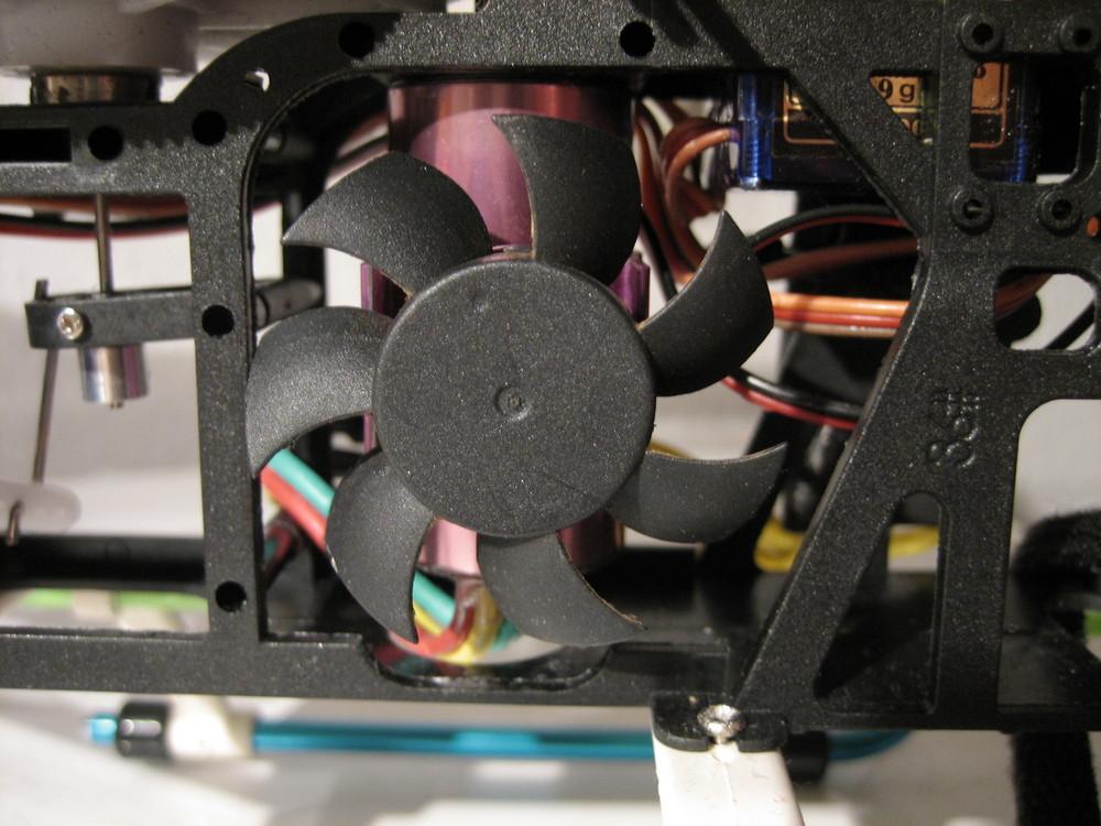 40mm Kühler auf Wk-180L an DF 36