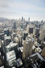 412m über Chicago