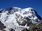 4165 m ist das Walliser Breithorn hoch