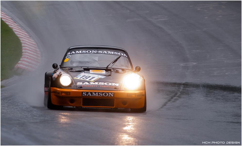 42. AvD-OGP 2014 / Porsche 911 Carrera RSR