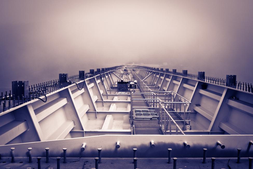 432 Brückenbau Biggesee