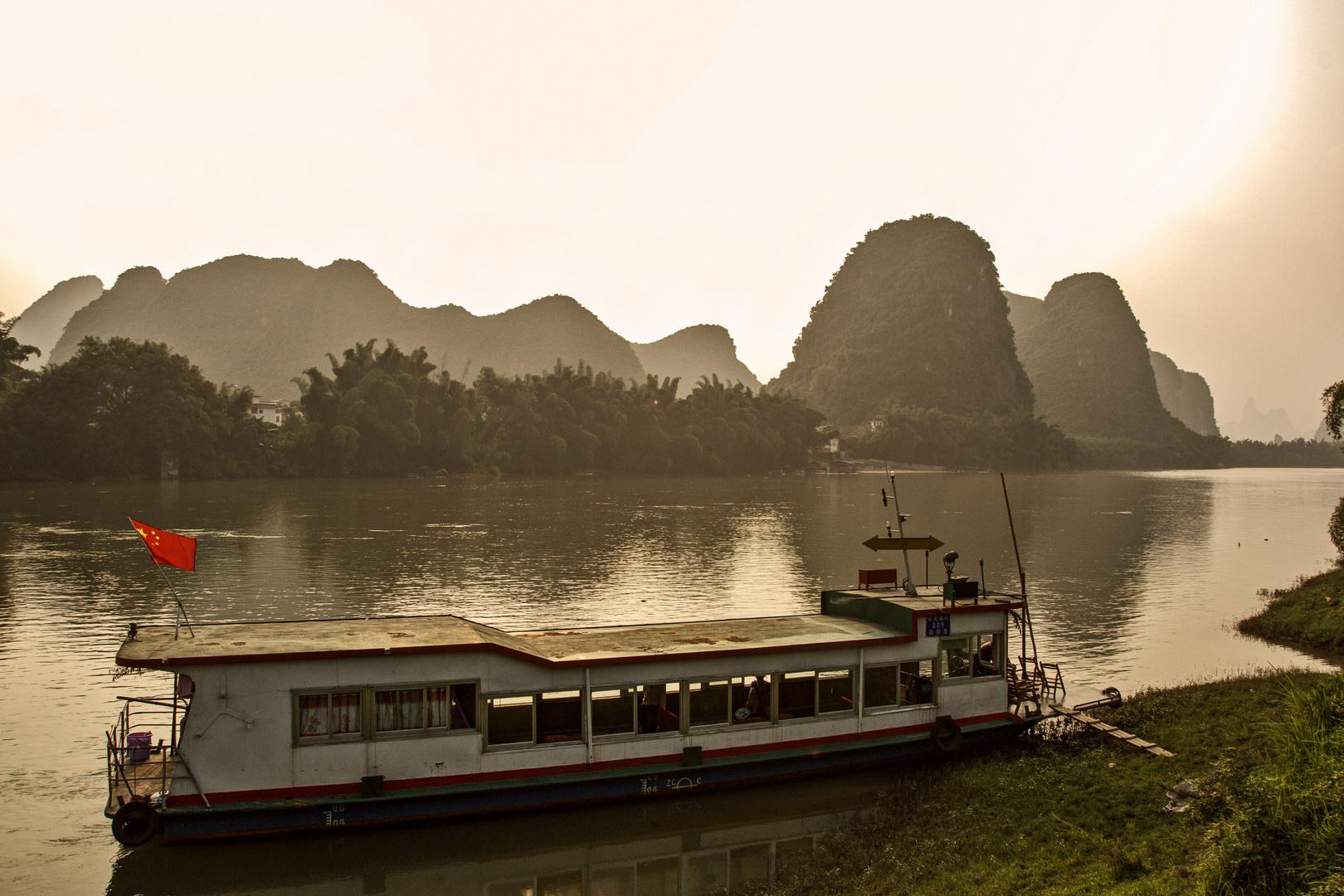 439 - Yangshuo - Karst Peaks and Lijiang River