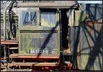 44 1251-6 Deutsche Reichsbahn - Wenn sie reden könnte...