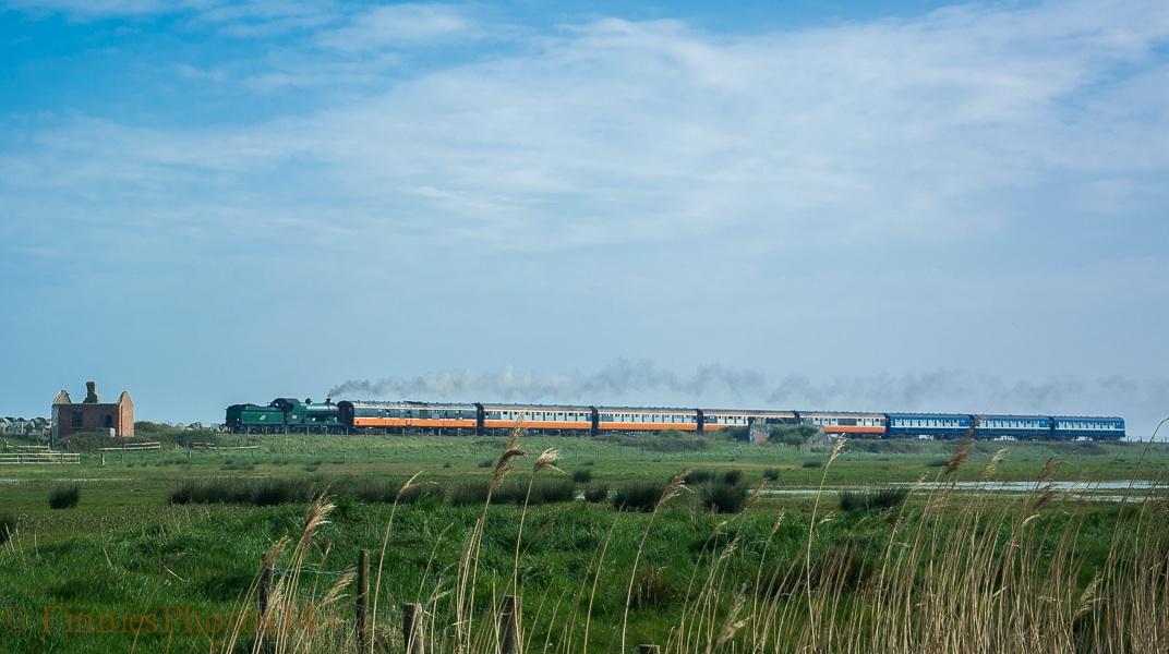 461 bei Newcastle, von Wicklow nach Dublin