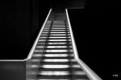 (47) Treppe sw