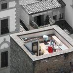 5. Ansicht - Wohnturm
