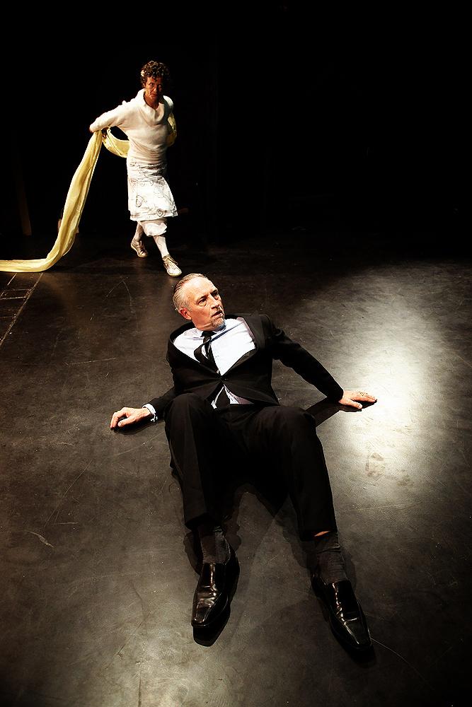 5: Das Theater in der Gems: Jedermann