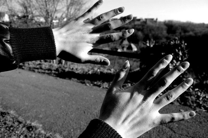 ..5 Finger an jeder Hand ;D