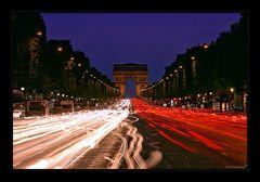 5 Minuten Champs-Elysées
