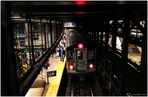5 Train at 14th Street-Union Square Station