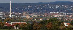 5 von 1500 beduetet der 5. Dresdenblick aus einem Panorama...