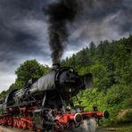 50 2988 (Sauschwänzlebahn im Schwarzwald)