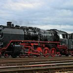 50 3501 vom Dampflokwerk Meiningen