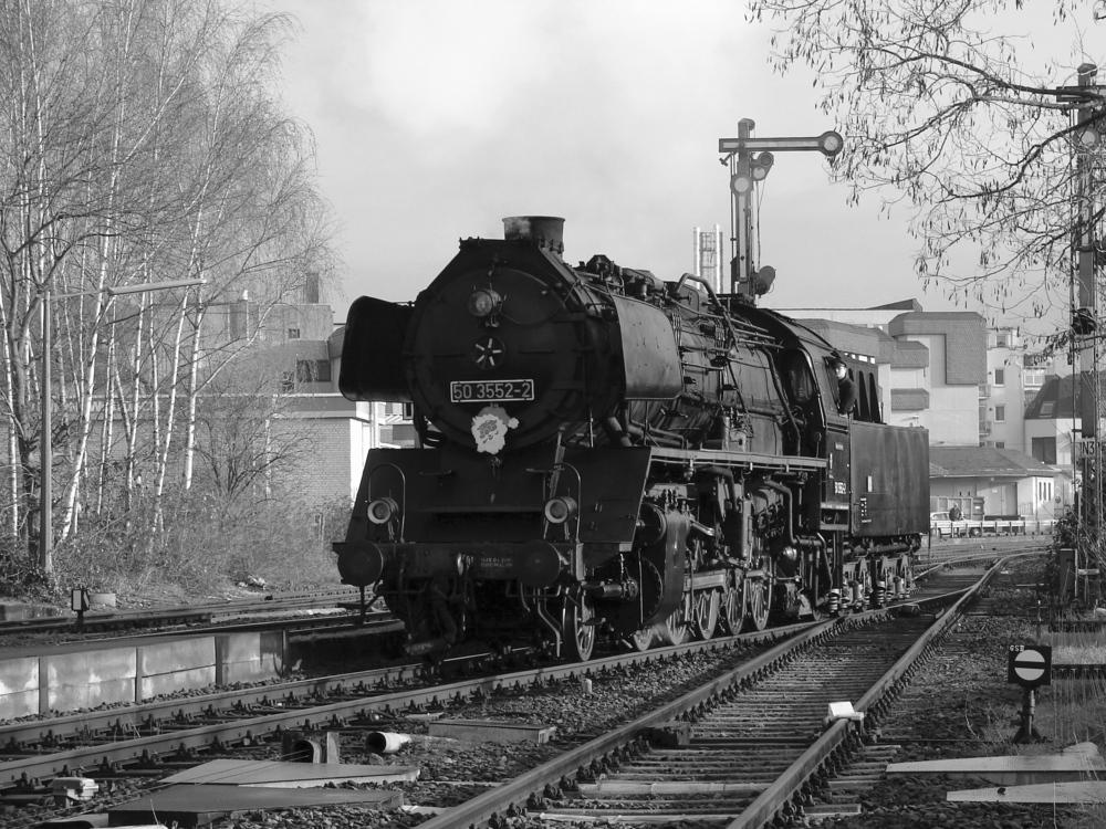 50 3552 - 2 der Hanauer Eisenbahnfreunde ..... (2)