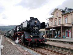 50 3552 - 2 Im Bahnhof Michaelstadt