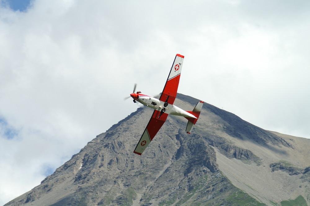 50 Jahre Hunter in der Schweiz in St.Stephan 9.8.2008