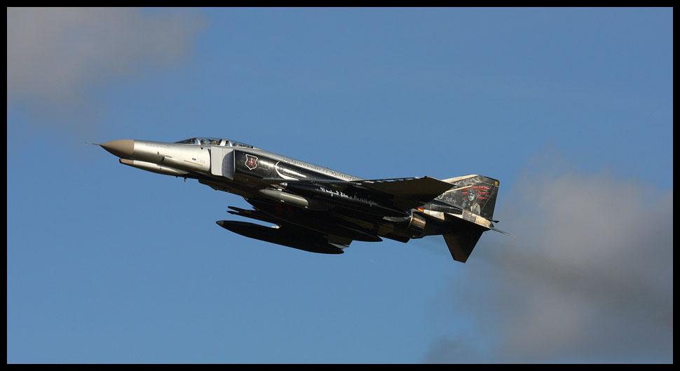 "50 Jahre JG 71""Richthofen"" F-4 Phantom"