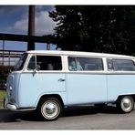 50 Jahre VW T2