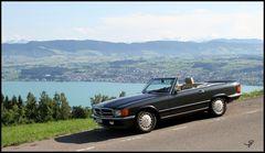 500 SL am Zürichsee