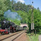 52 4867 bei der Franzosenwoogtunnel in die nahe von Hochspeyer