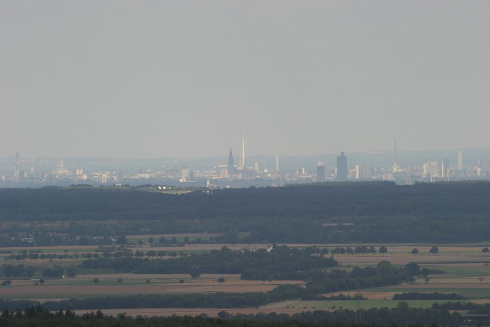 56 km von Köln
