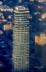 56 Leonard Street - der Yenga Turm