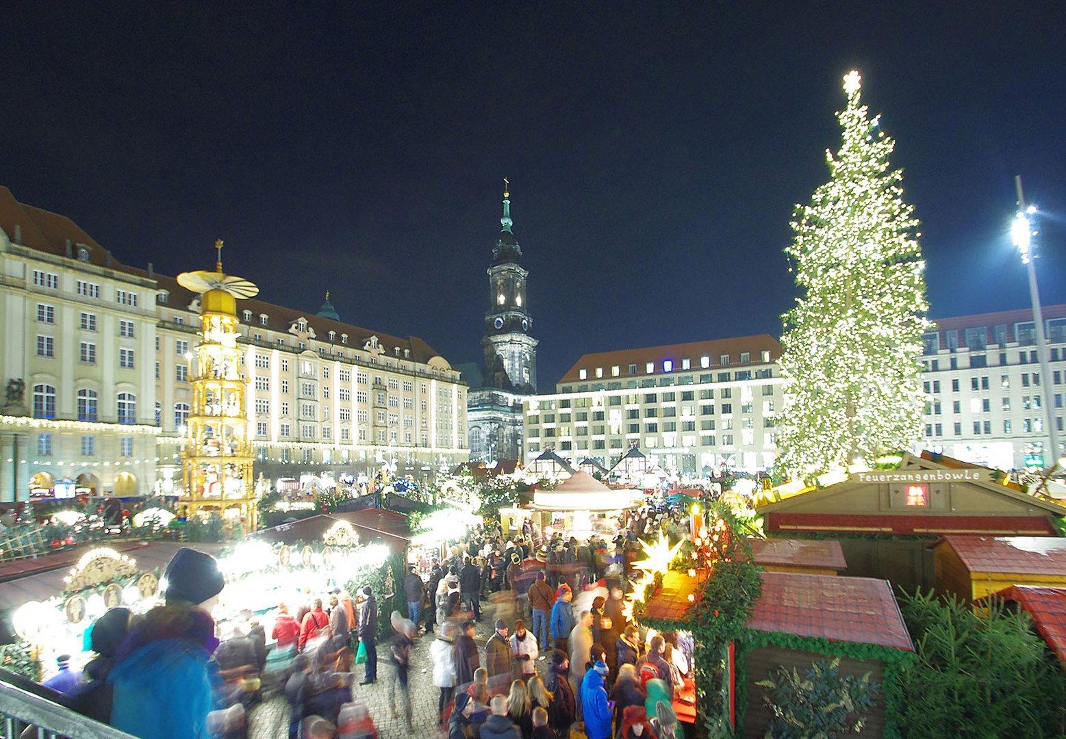 578. Dresdner Striezelmarkt