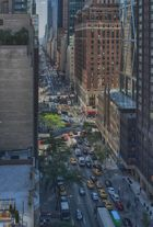 57th Street - Rushhour