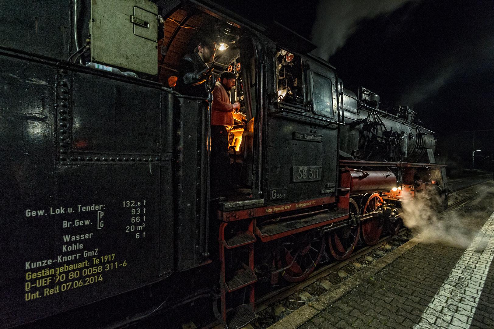 58 311 nachts in Butzbach