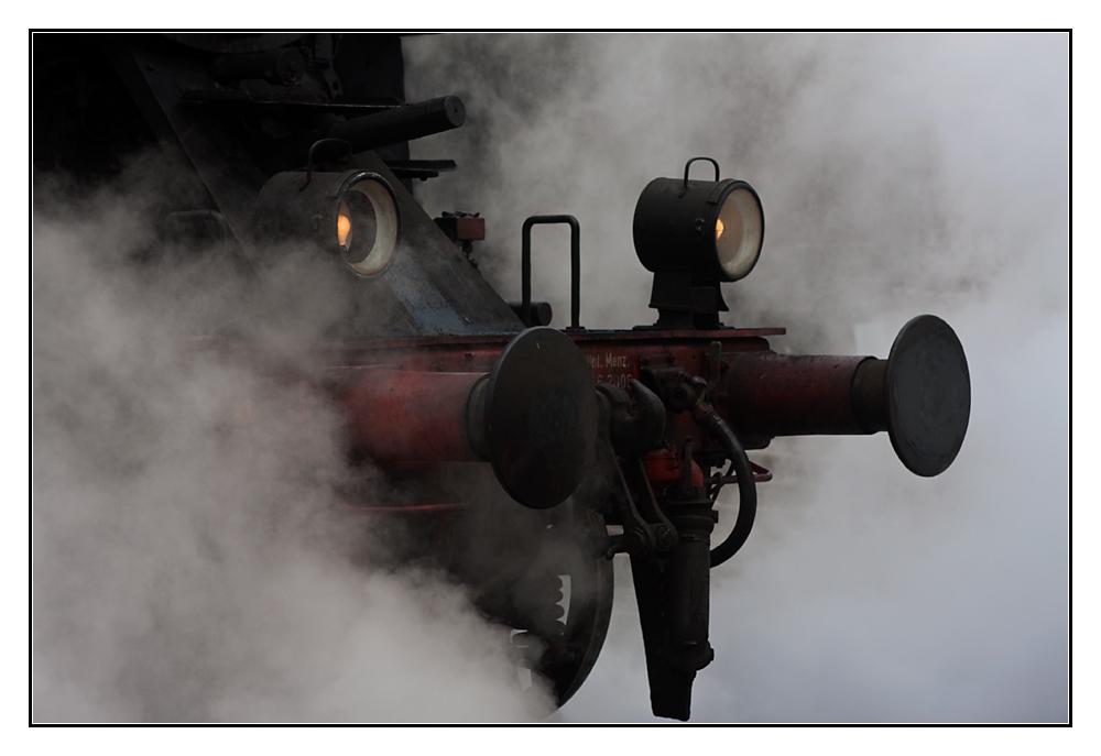 58 311 unter Dampf (II)