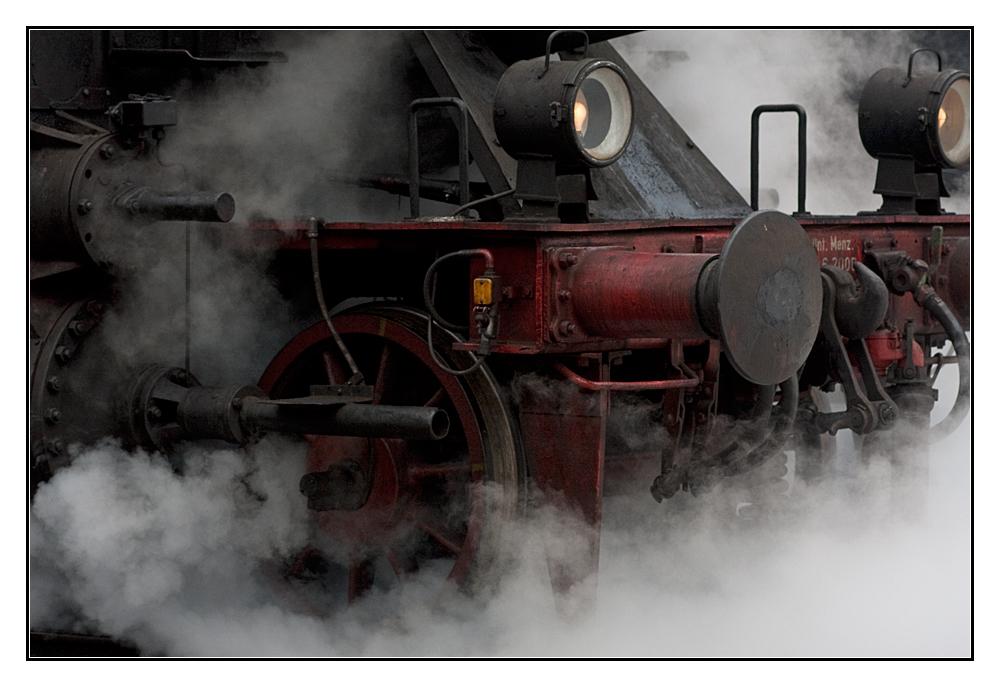 58 311 unter Dampf (III)