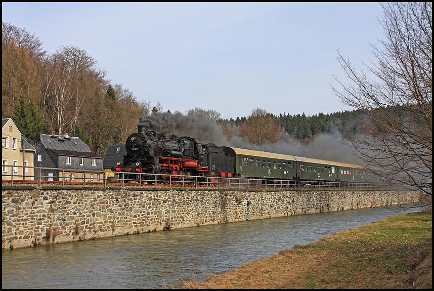 58 311 zu Besuch im Erzgebirge