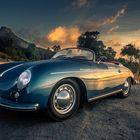 59 er Porsche 356