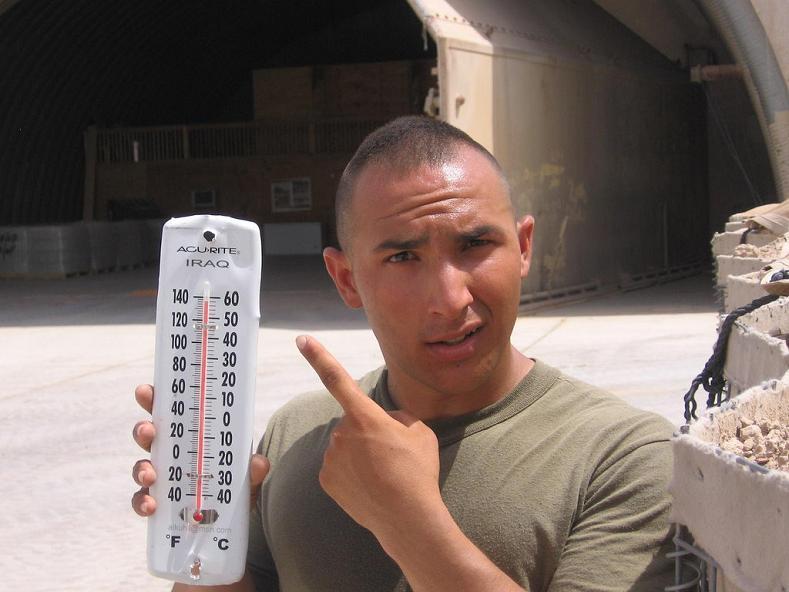 59° ... Juni. Juli. August in IRAK